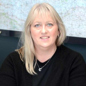 Grace Lane Vets Helen Pennock headshot