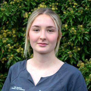 Grace Lane Vet team member Katie Stephens headshot