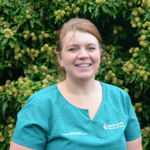 Grace Lane Vets team member Stephanie Gill headshot